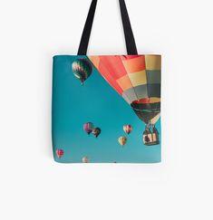 Cotton Tote Bags, Reusable Tote Bags, Magic S, Balloons, My Arts, Art Prints, Balloon, Art Print