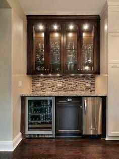home design with built in kitchen desk/work area | 4,736 kitchen ...