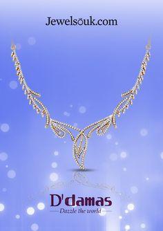 c53147c1d5cbf 7 Best D'damas Jewellery images in 2015   Damas jewellery, Diamond ...
