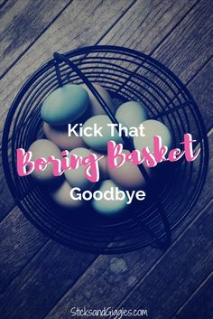 Easter Basket Ideas, Fun Easter Baskets, Non traditional Easter Baskets