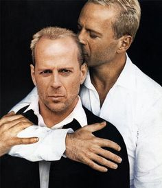 I LOVE BRUCE!!!!!!!!!!!   Bruce Willis and Bruce Willis