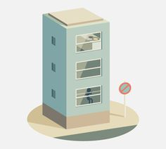 Bisous Les Copain: Animated GIFs by Guillaume Kurkdjian | Inspiration Grid | Design Inspiration