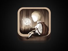 Dribbble - Dandelion Icon by Anthony Designs Stuff