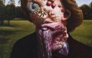 Juxtapoz Magazine - Update: The Wonderfully Bizarre Paintings of Christian Rex van Minnen Pop Surrealism, Pretty Art, T Rex, American Artists, Beautiful Paintings, Dark Art, Art Blog, Unique Art, Cool Art