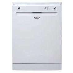 Whirlpool 60cm Dishwasher White - ADP5000WH