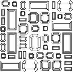 Diamond pattern Studio Ljung & Ljung