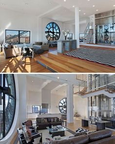 Converted Clock Tower Loft... S.O.M.F | Some Of My Finds