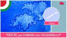 Corso di Acquerello Online - Lezione 24: Gli ERRORI più comuni che si po...