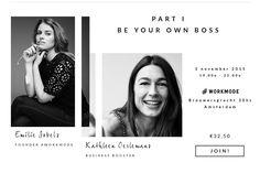 We brengen steeds meer tijd online door, maar tegelijkertijd groeit de behoefte aan een offline mindset. Een gegeven waar de - Read More > Be Your Own Boss, Flow, Business, Store, Business Illustration