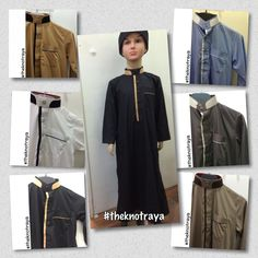 #theknotraya : -  Hello little boy!! This year raya we're havin some changes! Well its always been baju melayu! Why not this year dress your little boy with this jubah! Material yg sangat sejuk dan best d pakai! -  JUBAH BUDAK LELAKI -  Sizes : 30 to 52 -  These jubah are available both at our shop in karamunsing and one place mall! Come visit us! Grab this for your love ones! Welcome to our shop make urself at home and lets be friend!  follow us @theknotoffamilia for more and more updates…