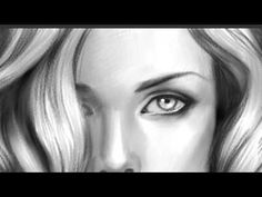 """""""How to Draw a Female Face Drawing Lessons, Drawing Techniques, Art Lessons, Drawing Tips, Drawing Ideas, Nose Drawing, Painting & Drawing, Drawing Faces, Drawing Board"""