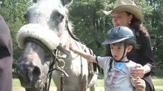 #ANIMALS #SWD #GREEN2STAY NYer of the Week: Beth McReynolds Helps Build Self-Esteem Through Horse Riding Therapy By John Schiumo Saturday, August 22, 2015 at 02:18 PM EDT