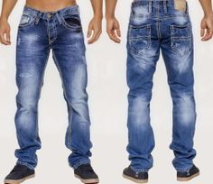 JeansCompany24: Amica Denim Mod-5010 Herren Jeans Hose Dicke Nähte...
