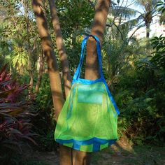 Wholesale Blanks Mesh Tote Bag Clothes Toys Carry All Sand Away Beach Bag Portable Box DOM1038086 Online with $485.0/Piece on Domildiscountshop's Store   DHgate.com