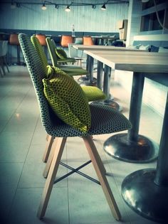 #chair #mercado #restaurant interior