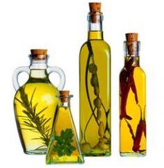 Como aromatizar azeite