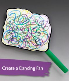 Use this lesson plan to discuss expressions of culture. Students can create and use this knotted dancing fan!