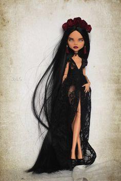 OOAK Monster High Cleo de nile #OOAKbyJuliSidorova #JuliSidorova #OOAKMonsterHigh #MonsterHigh #OOAK #Doll #ООАКМонстерХай #МонстерХай #КлеодеНил #CleodeNile #OOAKCleodeNile