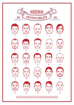 Arsenal Invincibles Squad Print by KieranCarrollDesign on Etsy Arsenal Fc, Arsenal Players, Arsenal Football, Liverpool Football Club, Liverpool Fc, Football Team, Pop Art Design, Graphic Design Art, Arsenal Wallpapers