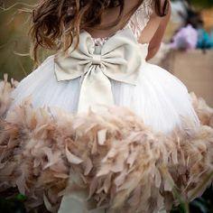 #Flowergirl #Dress #Idea