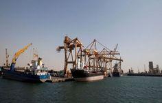 اخر اخبار اليمن - ميناء الحديدة يفتح آمال نجاح جهود الحل السياسي في اليمن