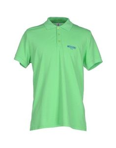 Polo shirts by Moschino Swim, Men's, Size: Medium, Green
