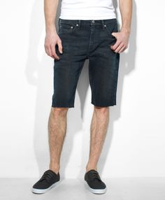 Levy's commuting 511™ Slim Fit Cut-Off Shorts Style #365550089