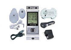 WBJ-169 Massager Acupuncture Multi-function Electronic Pulse Simulation Acupuncture Massager Therapeutic Rechargeable Device with 2 sets of Proneo Neonatal ECG Electrode pads with lead wires Silver WBJ http://www.amazon.com/dp/B00UVD2A8G/ref=cm_sw_r_pi_dp_d9-cvb0MVCAW6