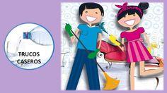 10 Trucos caseros para la limpieza del hogar