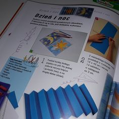 U nas ostatnio powstała kolejna praca plastyczna, który pomysł zaczerpnęliśmy z książki  Plastyka dla dzieci  Wydawnictwa Arkady . Tym raze...
