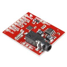 SparkFun Weather Band Receiver Breakout - Si4707