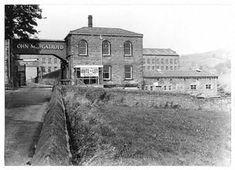 John Murgatroyd & Sons, Oats Royd Mill, Luddenden