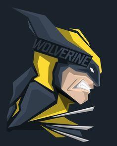Wolverine #popheadshots