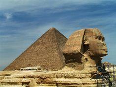 Antichi monumenti egizi.