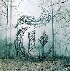 Permanently Temporary: Atmospheric Object Installations by Nicola Yeoman   Yatzer