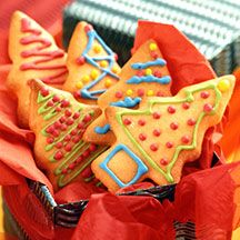 Holiday Cookies from weight watchers. Tons of recipes I've got to try this year!
