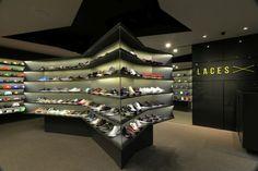 LACES Shoe Store by CoA Arquitectura, Zapopán – Mexico » Retail Design Blog