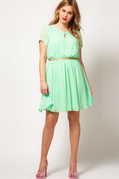Beautiful Plus Size Mint Green Dress Gallery - Mikejaninesmith.us ...