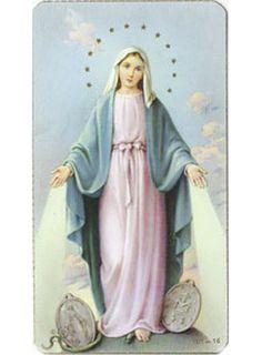 Notre dame de la Médaille Miraculeuse :: Marie, médiatrice de toutes les Grâces