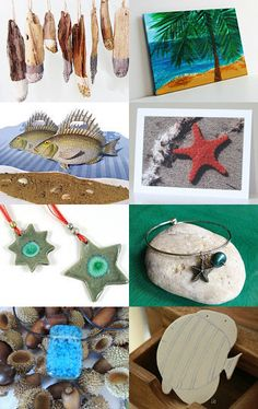 Have Yourself A Beachy Christmas by Laura on Etsy--Pinned with TreasuryPin.com #SPSTeam