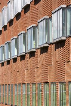 Danish Meat Research Institute,Courtesy of C.F. Møller Architects