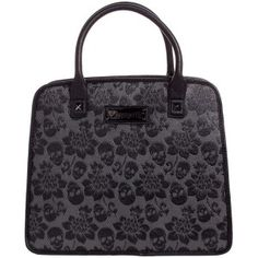 Loungefly Tribal Skull Tote Bag