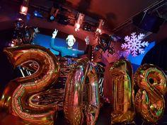 PHENOMENAL NEW YEAR 2018 New Year 2018, Bar, Ferris Wheel, Fair Grounds