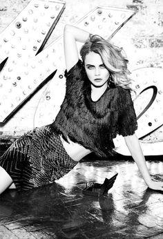 Cara Delevingne #Cara_Delevingne #Woman #Beauty