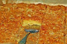 Blitz-Butterkuchen vom Blech von Küchenfee1976   Chefkoch