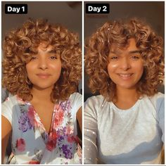 "Elizabeth Alex on Instagram: ""My *NO GEL* Curls don't ""hold"" the washday curls. My postpartum curls are looser than normal so using a gel is important for me. But some…"" Curly Hair Care, Curly Hair Styles, Curls, Instagram, Hair Weaves, Loose Curls"