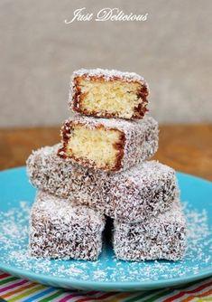 Kokosové ježe - NajRecept.sk Sweet Recipes, Cake Recipes, Snack Recipes, Cooking Recipes, Snacks, Christmas Sugar Cookies, Christmas Sweets, Christmas Baking, Slovak Recipes