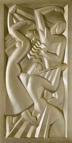 Image result for kitsch bas relief