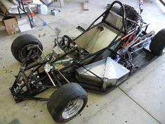 custom chassis go kart