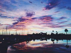 #vscocam #vsco #sunset   Alan Nakkash   VSCO Grid™